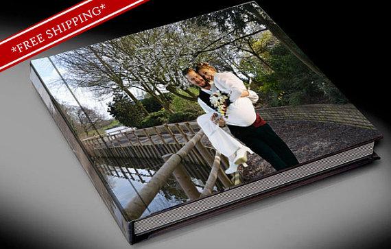 Photo Album Flush Mount Wedding Album Photo Cover Custom Design Photo Album Custom Wedding Album 10 X 10 2577272 Weddbook