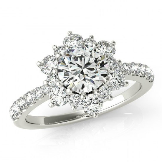 One Carat Diamond Ring Uk