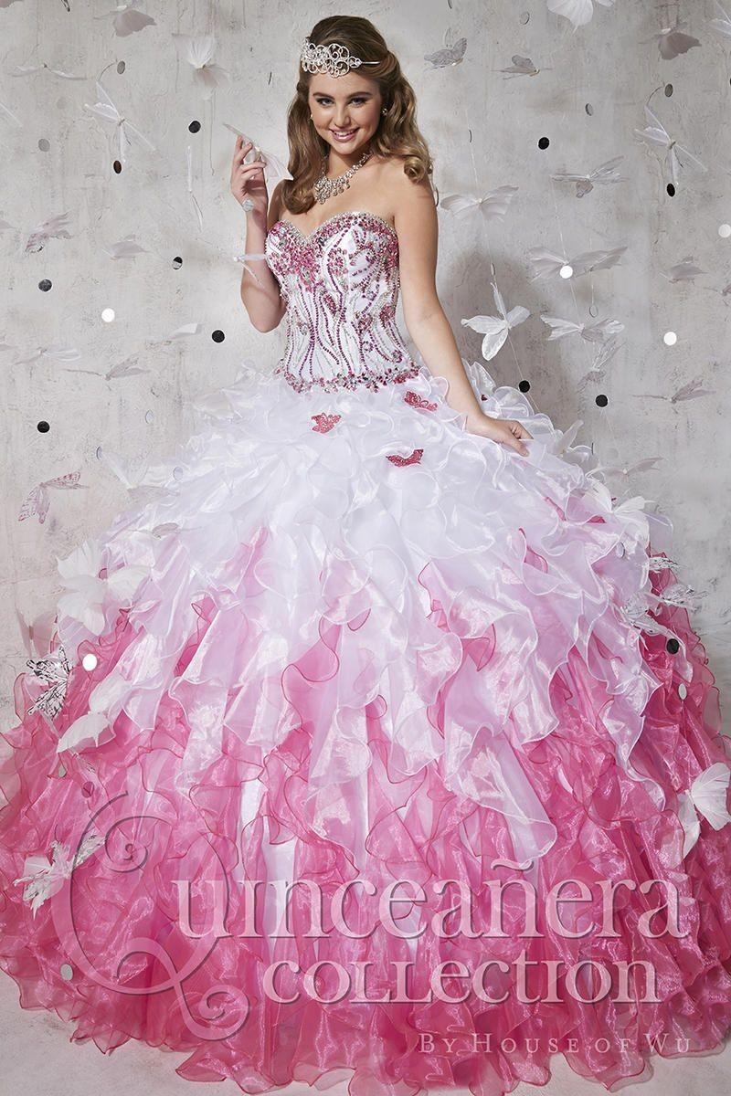 3fd0c75639 Quinceanera Dress 26795 By House Of Wu - Brand Prom Dresses  2577298 ...