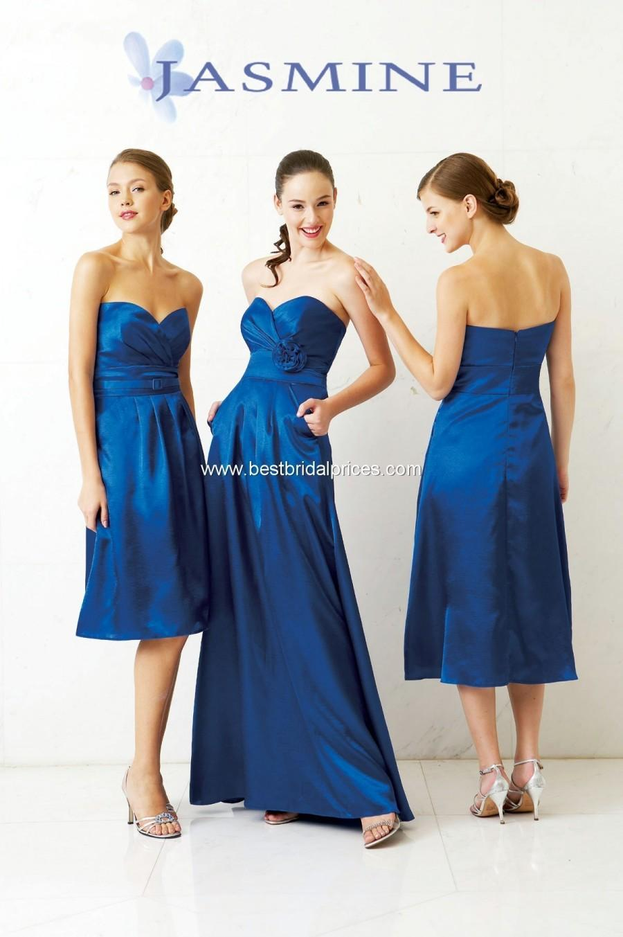 زفاف - Jasmine Bridesmaid Dresses - Style P39015 - Formal Day Dresses