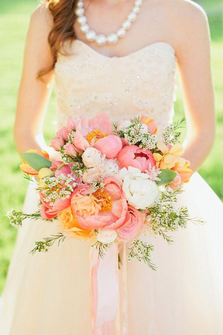 Wedding - Bridesmaid Tea Party Inspiration