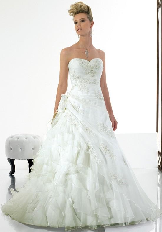 Boda - Moonlight Collection P6105 - Charming Custom-made Dresses