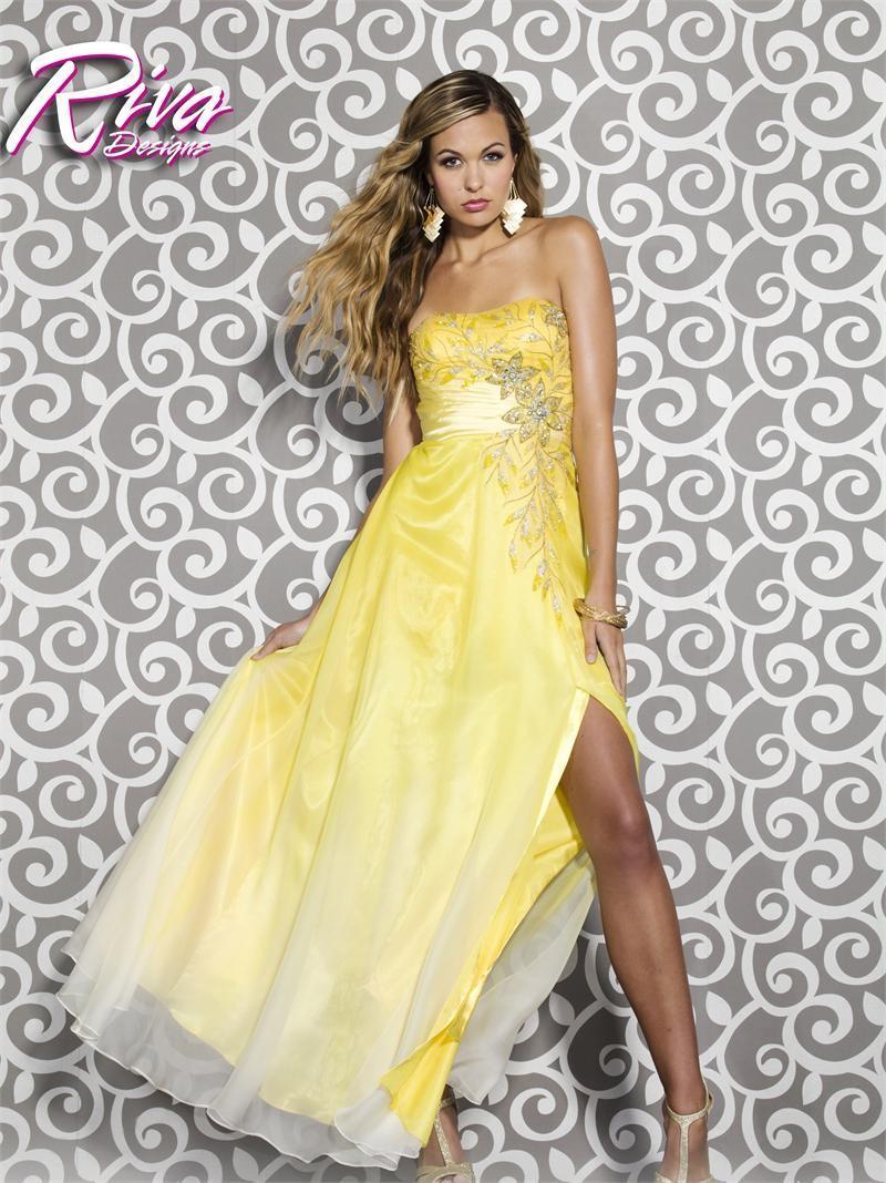 Riva Designs R9432 Dress - Brand Prom Dresses #2577547 - Weddbook