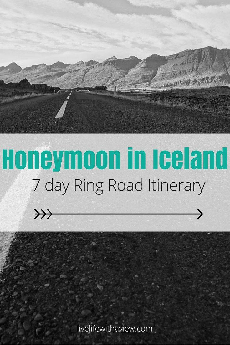 Hochzeit - How To Travel The Ring Road In 7 Days