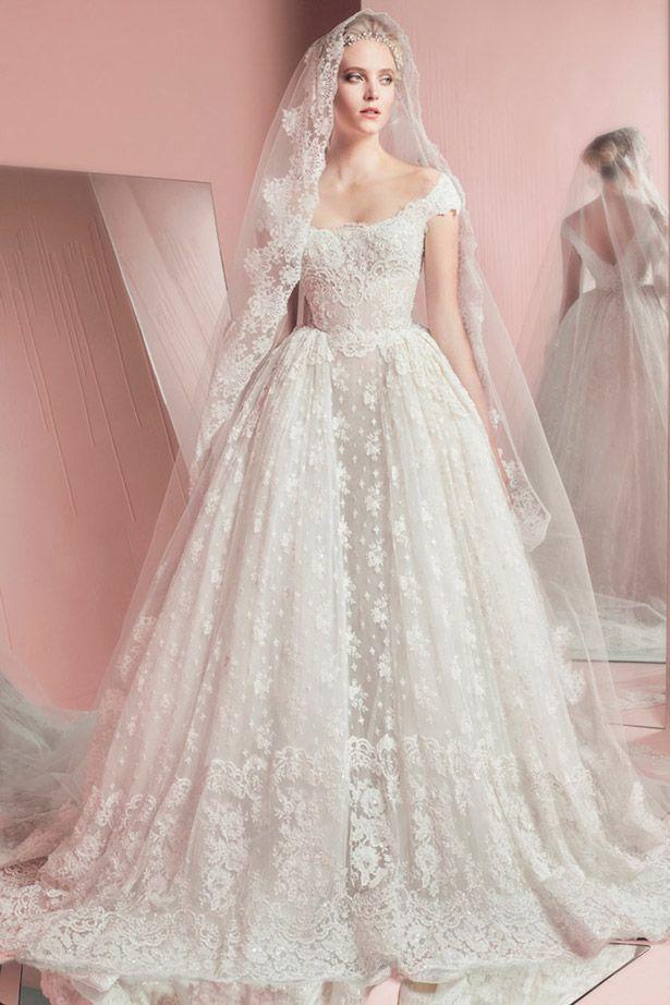 Свадьба - Editor's Picks: 23 Fabulous Wedding Dresses For 2016