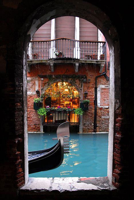 Wedding - Wanderlusting: I Still Dream Of Venice...