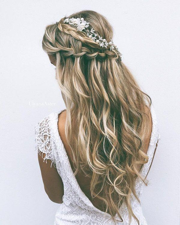 Wedding - 40 Adorable Braided Hairstyles You Will Love