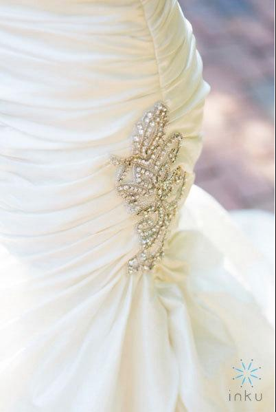 Wedding Dress Lique Sew On Embellishment For Your Gown