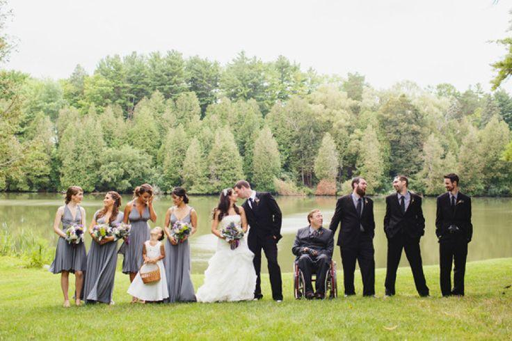 Свадьба - Backyard Port Hope Wedding From Sara Wilde Photography