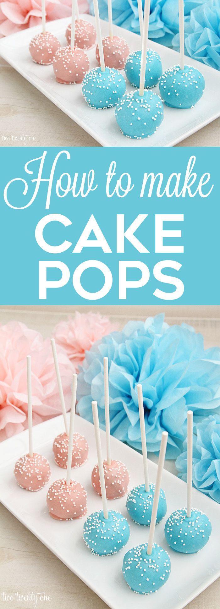 زفاف - How To Make Cake Pops