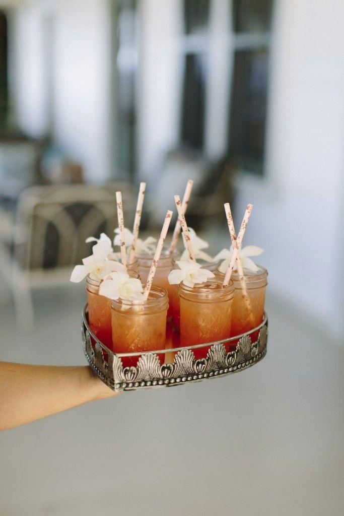 Boda - 3 Simple Toast-Worthy Cocktails To Serve Up At Your Summer Wedding