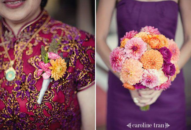 Hochzeit - Inspired By These Dahlias
