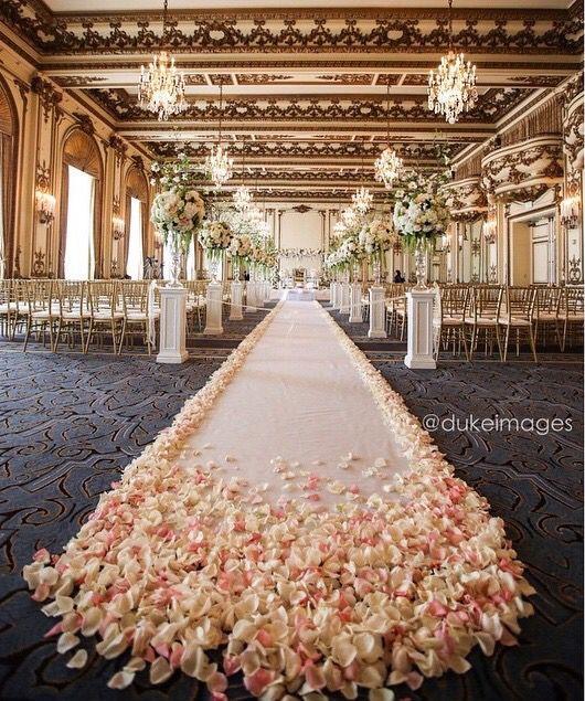 Hochzeit - Aisle Style