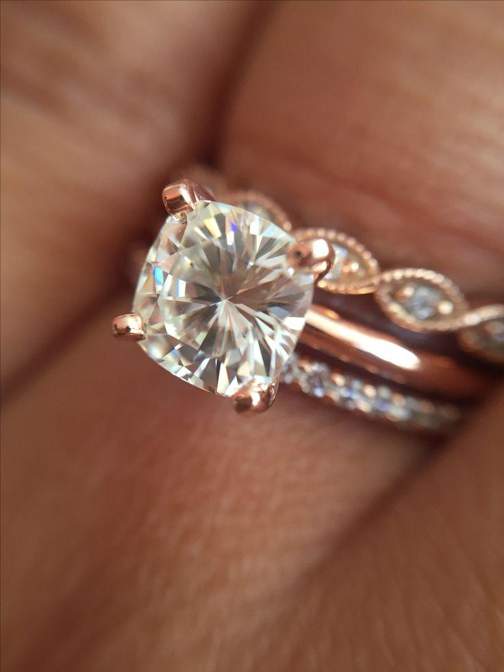 Can I See Your Rose Gold Solitaire Rings?   Weddingbee #2578260