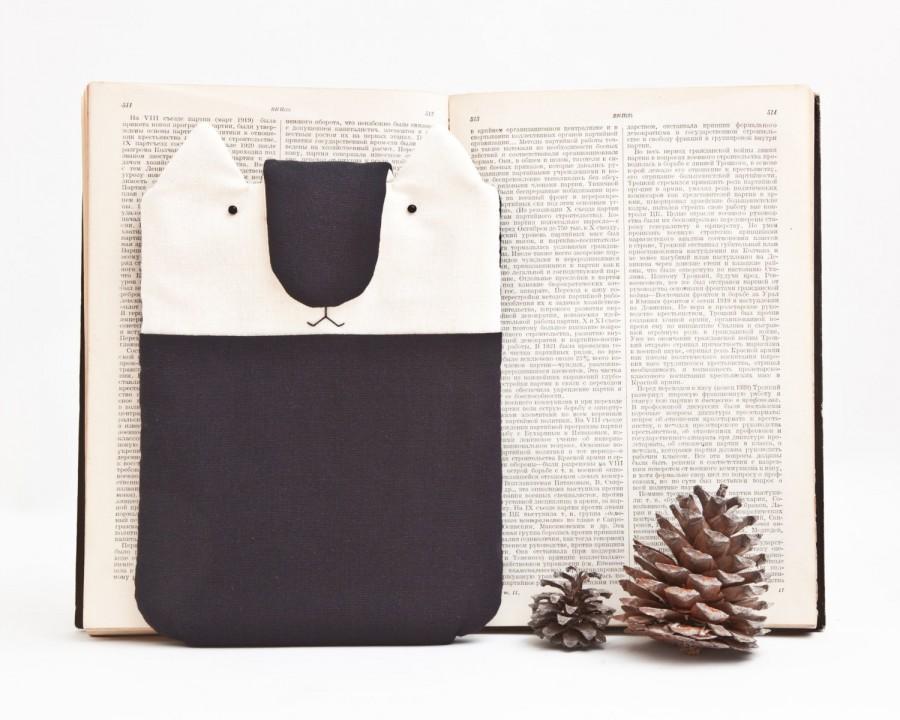 Mariage - Kindle Sleeve Black iPad mini Case Cat eBook Cover iPad Mini Sleeve Black Cats kindle fire HD 6 case Kindle Paperwhite sleeve