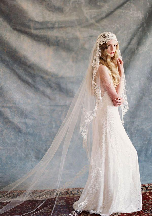 How To Choose A Wedding Veil To Match Your Dress Theme 2578347