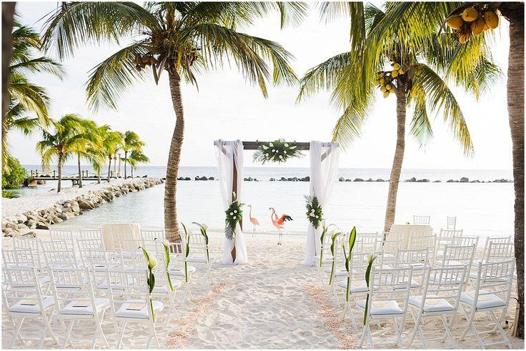 Renaissance aruba resort weddings caribbean beach wedding for Weddings in the carribean