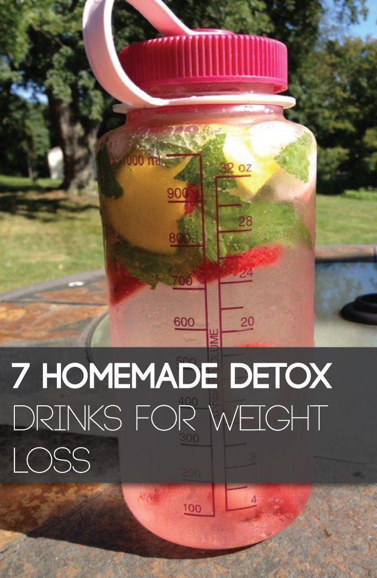 Wedding - 7 Homemade Detox Drinks For Weight Loss