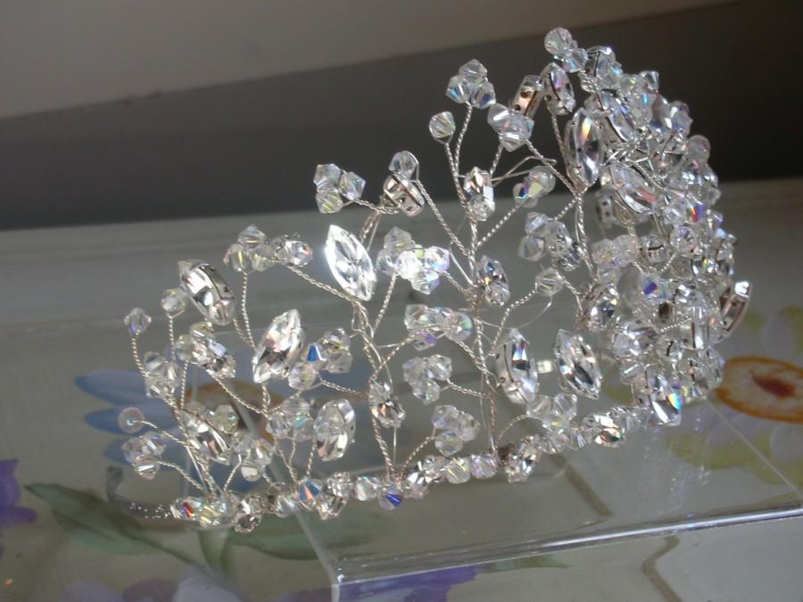 Mariage - Bridal Hair Accessories, Wedding Hair Accessories, Wedding Tiara, Bridal Tiara, Wedding Hair Piece, Wedding Jewelry