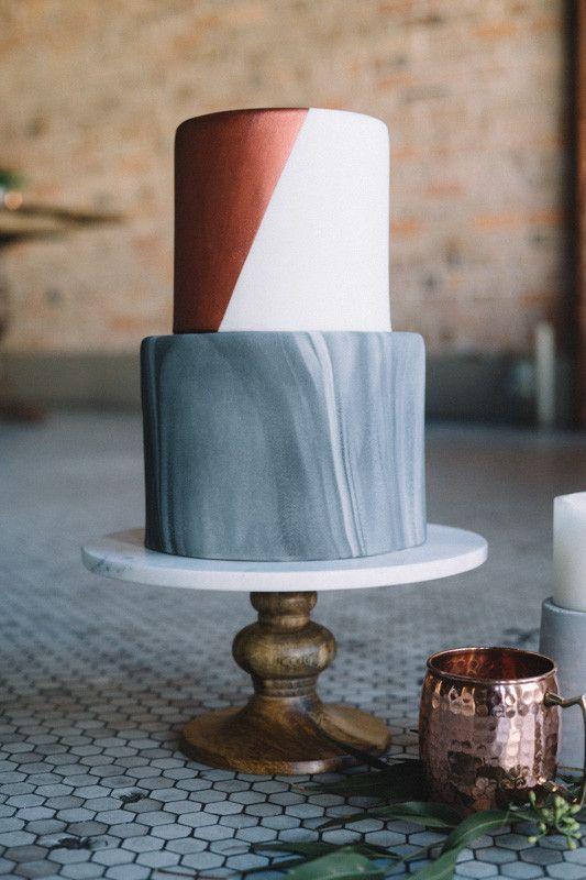 Wedding - Green And Copper Wedding Inspiration