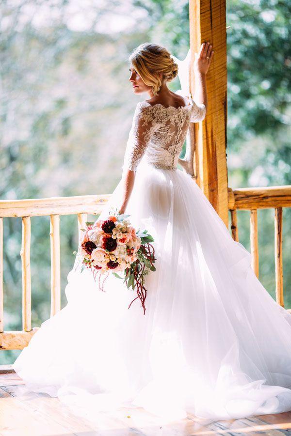 Mariage - Fall Kentucky Wedding By Love, Chloe Lane