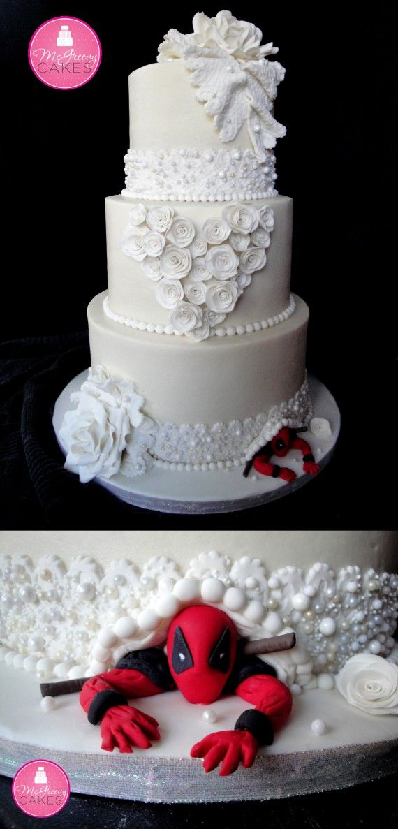 Mariage - Les Plus Beaux Gâteaux Geeks De Tous Les Temps