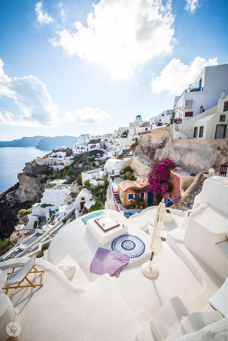 Wedding - Paradise In Santorini