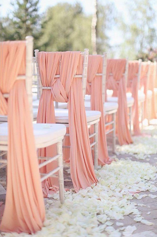 Mariage - 32 Gorgeous Chair Ideas For Weddings