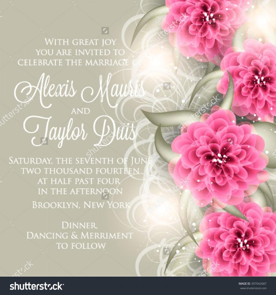 wedding card background
