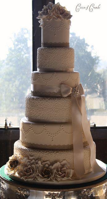 Hochzeit - Cake - Wedding