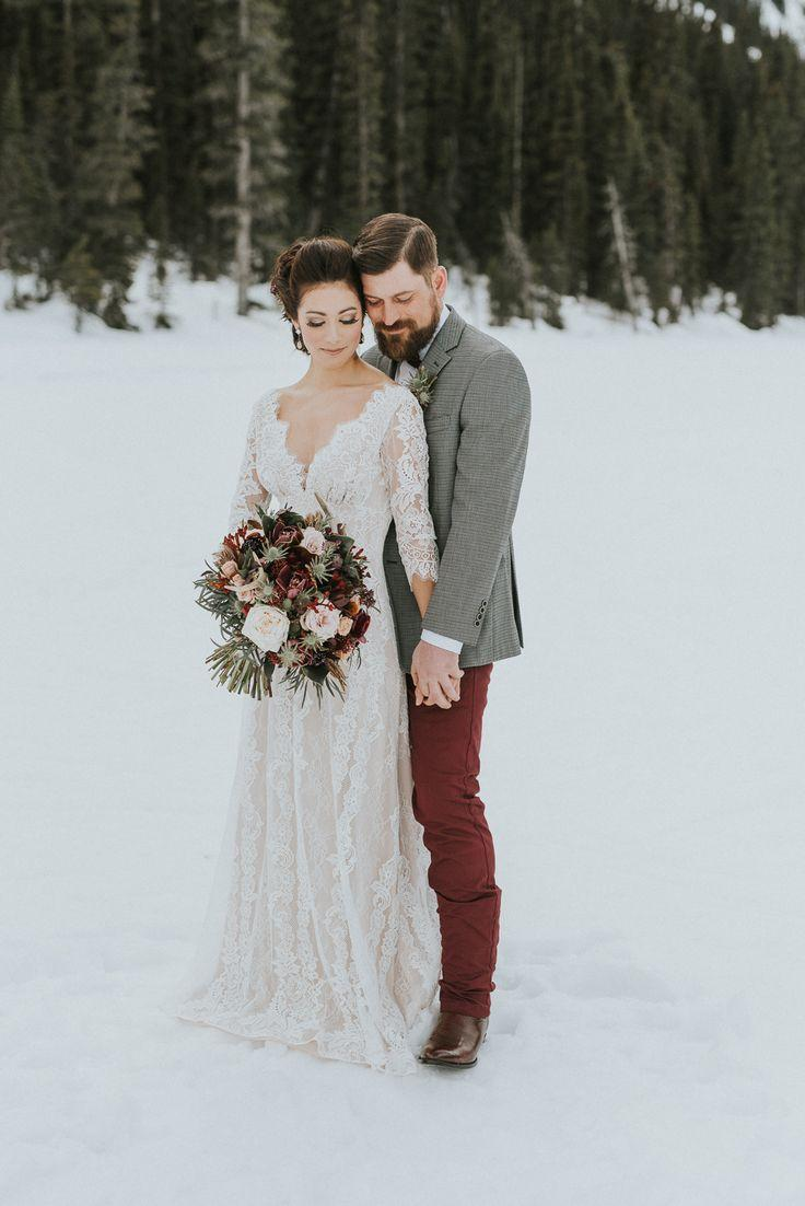 Wedding - Lake Louise Winter Wedding