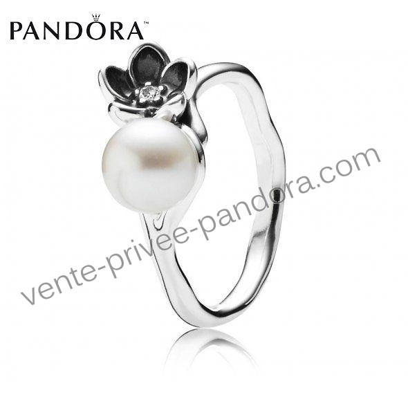 Prix Discount Bague Pandora Pas Cher Fleur Perle P0962 Comparez