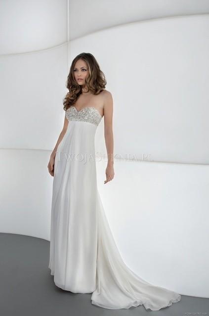 Wedding - Demetrios - 2013 - DR177 - Glamorous Wedding Dresses