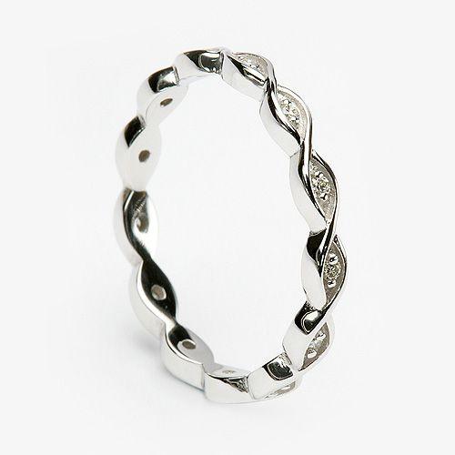 زفاف - Ladies Celtic Wedding Ring - Muirgheal