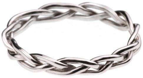 Mariage - Aldine Thin Band - Bands - Fine Jewelry - Bario Neal