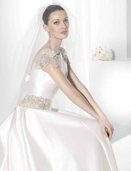 Hochzeit - Manu Alvarez ma vestidos novia 2015 1 -  Designer Wedding Dresses