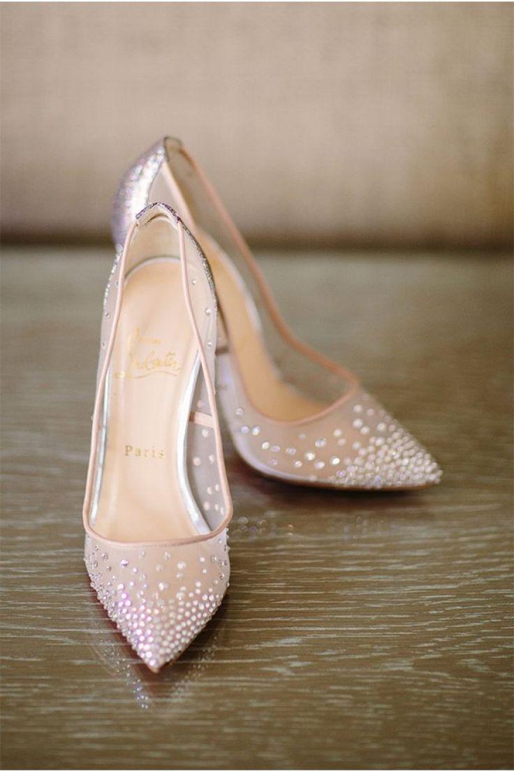 Свадьба - 47 Exquisite Wedding Shoes For The Bride
