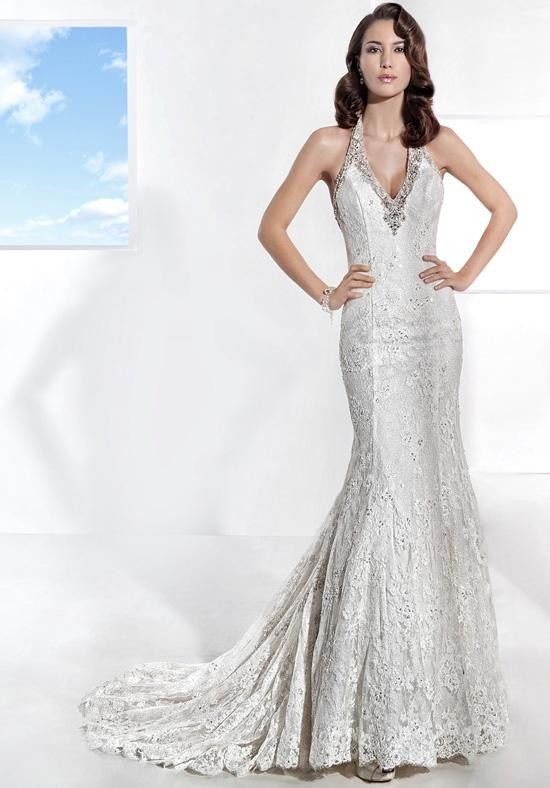 Wedding - Demetrios 1463 Wedding Dress - The Knot - Formal Bridesmaid Dresses 2016