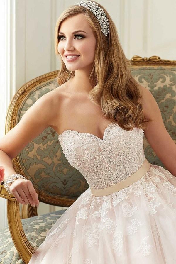 Boda - Stella York Style 6098 - Fantastic Wedding Dresses