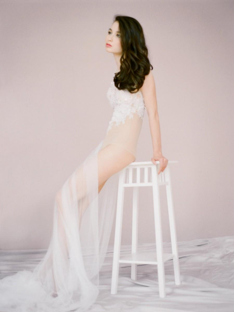 Wedding - Alanis // Bridal bodysuit only