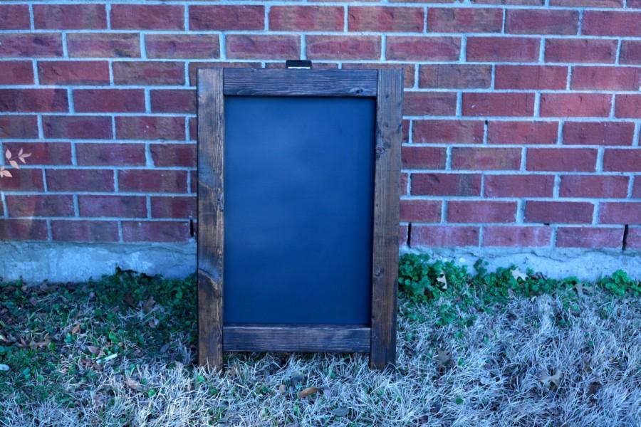 Hochzeit - Chalkboard Easel