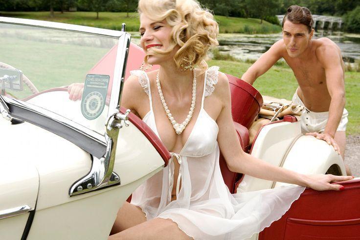 Свадьба - UnderPINnings