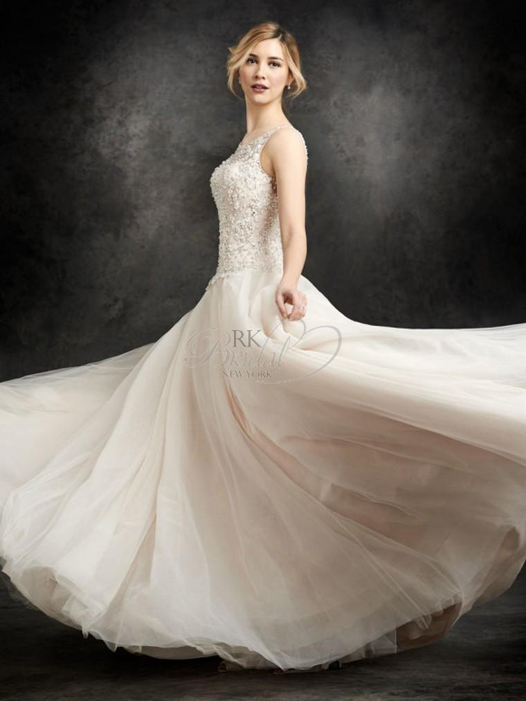 Wedding - Ella Rosa for Private Label Fall 2014 - Style BE240 - Elegant Wedding Dresses