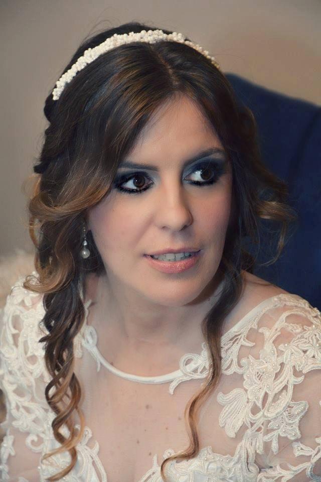 Свадьба - White bridal head band Bridal Baby's breath tiara Wedding white crown Wedding halo Bridal headband Wedding head piece White headdress