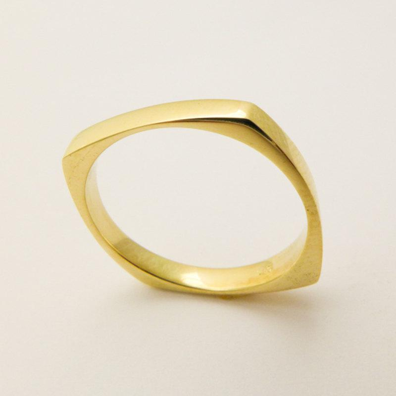 bands size luxury ring gold inspirational full fine download new wedding band white stack karat vintage