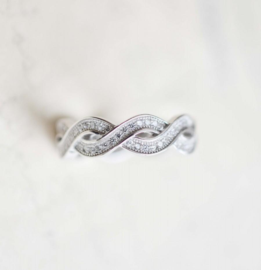 fullxfull infinity en x silver criss listing zoom band il sg ring