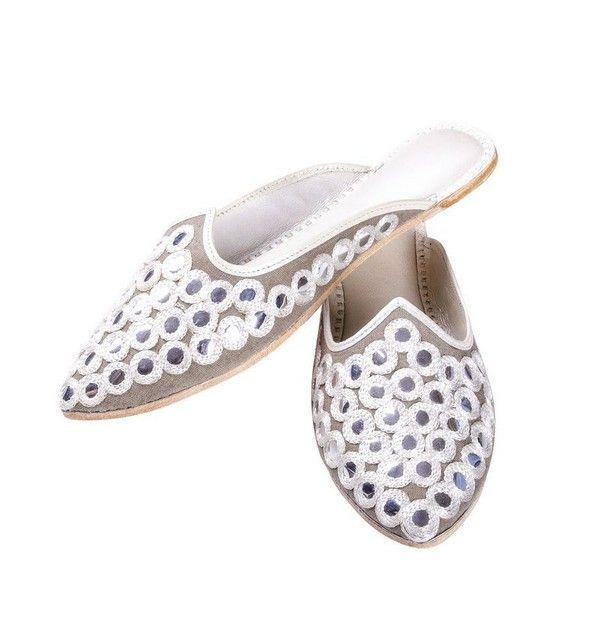 Boda - Moroccan Wedding Slipper Shoe