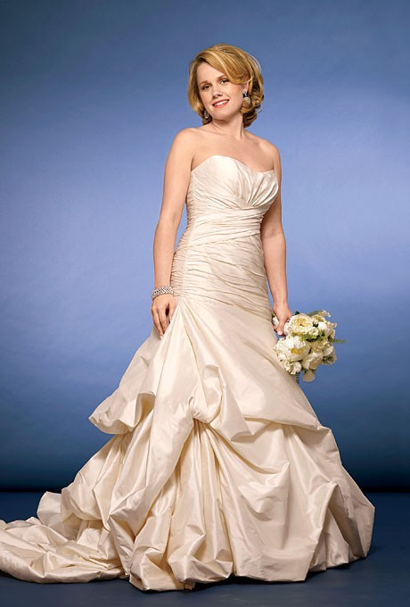 Wedding - Real Brides' Weight Loss Stories - AFTER - Stunning Cheap Wedding Dresses