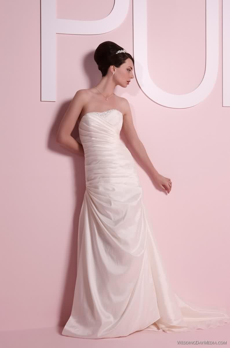 Hochzeit - Romantica PB0177 Romantica Wedding Dresses Pure Bridal 2016 - Rosy Bridesmaid Dresses