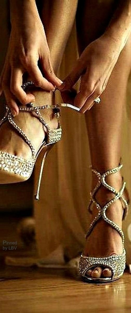 Wedding - Top 10 Shoes Summer Fashion Style. For Light And Fresh Look.